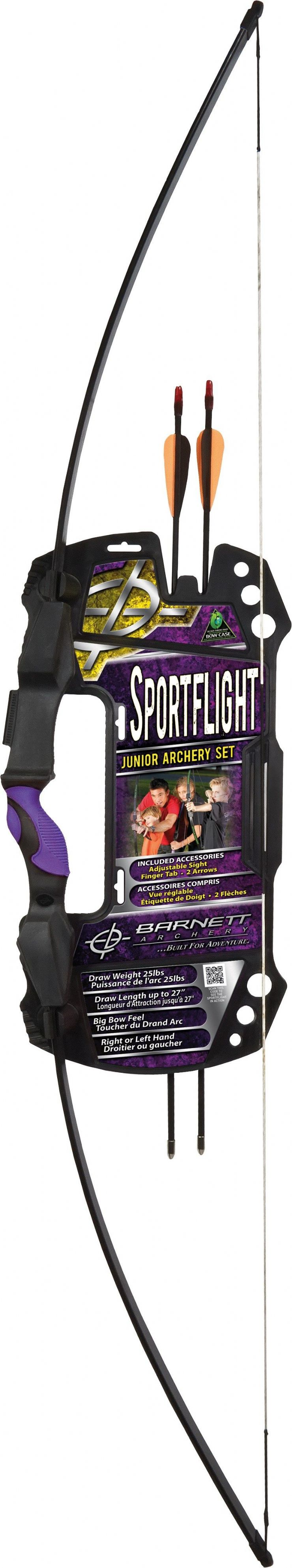 Barnett Sportflight Recurve Archery Set Review by ...
